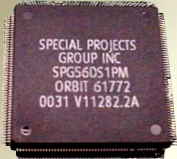 56DS1PM ASIC 208 PQFP